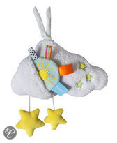 Snoozebaby Muziek Mobiel - Wolken