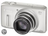 Canon PowerShot SX240 HS - Zilver