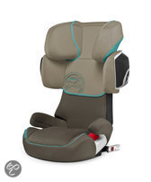 Cybex Solution X2-Fix - Autostoel - Dune - khaki brown