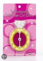 The Bachelorette Wild Night Out Button