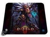 Foto van Steelseries Qck Diablo III Muismat - Witch Doctor Edition PC