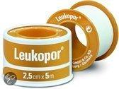 Leukopor Eurolock - 5 m x 2.5 cm - Sporttape