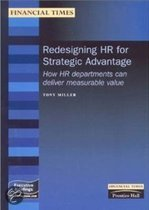 Redesigning HR for Strategic Advantage