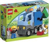LEGO Duplo Ville Vuilniswagen - 10519