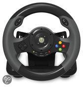 Foto van Hori EX2 Racestuur Zwart Xbox 360