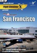 Foto van Mega Airport San Francisco (FS X + FS 2004 Add-On)  (DVD-Rom)
