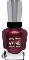Sally Hansen Complete Salon Manicure - 620 Wine Not - Nailpolish