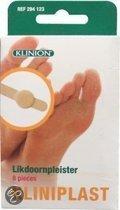 Kliniplast Likdoorn - 8 stuks - Likdoornpleister