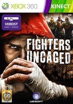 Foto van Fighters Uncaged - Xbox 360 Kinect