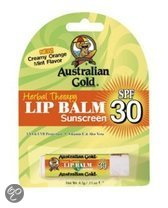 Australian Gold Herbal Therapy Lip Balm - SPF 30 - Blister Package