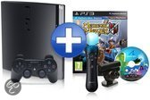 Sony PlayStation 3 Slim 320GB + Sony PlayStation Move Starterpack + Medieval Moves
