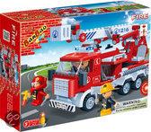 BanBao Brandweer Blusauto - 8313