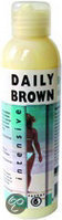 Jacob Hooy Daily Brown - 150 ml - Zonne(bank)crème
