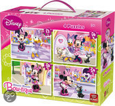Disney 4in1 BOWTIQUE - Puzzel