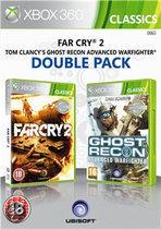 Foto van Far Cry 2 + Ghost Recon: Advanced Warfighter