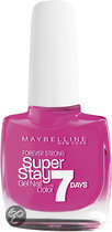 Maybelline SuperStay/Forever Strong - 155 Bubble Gum - Roze - Nagellak