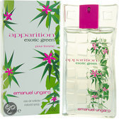 Ungaro Apparition Exotic Green for Women - 50 ml - Eau de Toilette