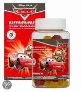 Disney Gummies Kinder Multivitaminen Cars - 60 Gummies