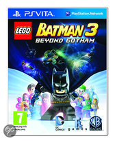 LEGO Batman 3, Beyond Gotham  PS Vita