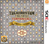 Theatrhythm Final Fantasy Curtain Call Limited Edition