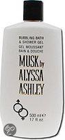 Alyssa Ashley Musk - Bad & Douchegel