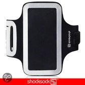 Zwarte sport armband Huawei Acsend W2