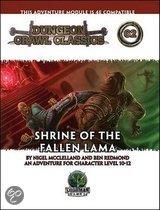 Shrine Of The Fallen Lama