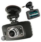 Incarvideo GS-8000 Full HD dashboard camera 1080P, GPS, G-sensor