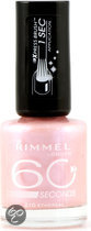 Rimmel 60 seconds finish nailpolish - 210 Ethereal - nagellak