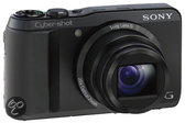 Sony Cybershot DSC-HX20V - Zwart