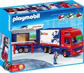 Playmobil Vrachtwagen met Aanhanger - 4323