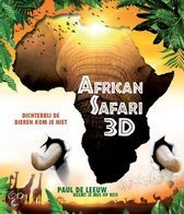 African Safari (2D & 3D Blu-ray)