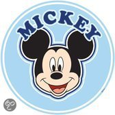 Graham & Brown Wand- of plafonddecoratie Mickey Mouse Over The Bed Sticker