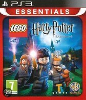LEGO, Harry Potter Jaren 1-4 (Essentials)  PS3
