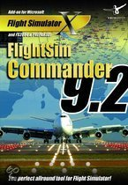 Foto van Flightsim Commander 9.2 (fs X Add-On)