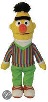 Sesamstraat Bert Knuffel 28 cm