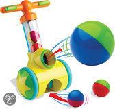 Play to Learn Rol op & Schiet uit Loopwagen