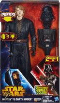 Star Wars Anakin to Darth Vader Figuur