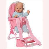 Baby Born Trekkersrugzak
