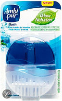 Ambi Pur Flush Fresh Water & Mint Toiletblok