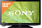 Sony KDL-32EX340 - LCD TV - 32 inch - HD Ready