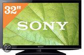 Sony KDL-32EX340 - LCD TV - 32 inch - HD Ready