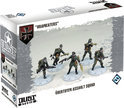 Dust Tactics - Axis Ubertoten Assault Squad