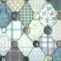 IHR Servet -Lunch - Diamond Patchwork