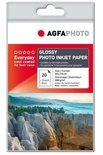 AgfaPhoto Everyday Photo Inkjet Papier Glans 180g 10x15 20 Vel