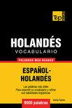 Vocabulario Espanol-Holandes - 9000 Palabras Mas Usadas
