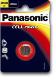 1 Panasonic CR 2025 Lithium Power