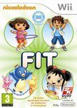 Fit met Nickelodeon