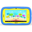 Akai ATAB701 Educatieve Kids Tablet 7.0 - WiFi - 4GB - Geel/Blauw