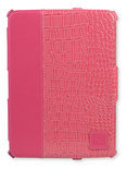 Gecko Covers Croco hoes voor Samsung Galaxy Tab 4 10.1 - Rood